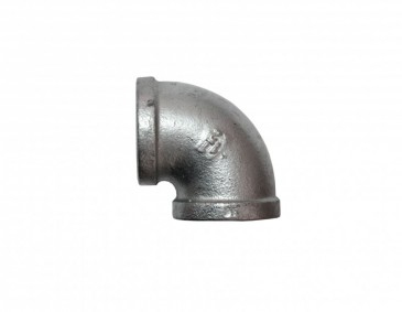 Galv Fitting –  Female/Female 90º Elbow
