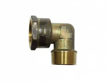 Brass Fittings – 90º Elbows Male/Female