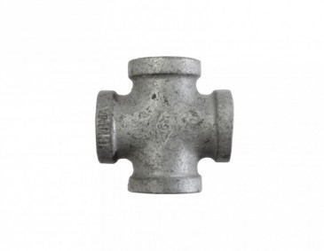Galv Fitting – Cross