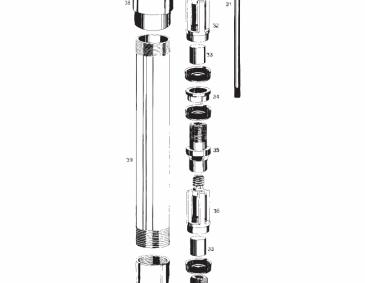 Spare Parts – Raindrop Draw Plunger Pumps