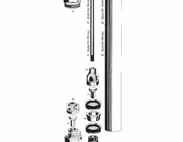 Spare Parts – Raindrop Flush Cap Pump