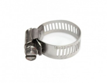 Hose Clamps – Worm Driven