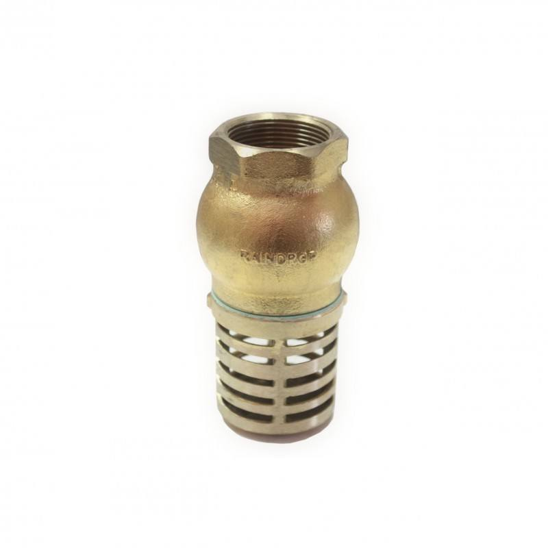 Foot Valves Bronze And Brassrgd Corporation