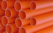 Conduit – Orange Heavy Duty