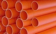 Conduit – Orange Heavy Duty