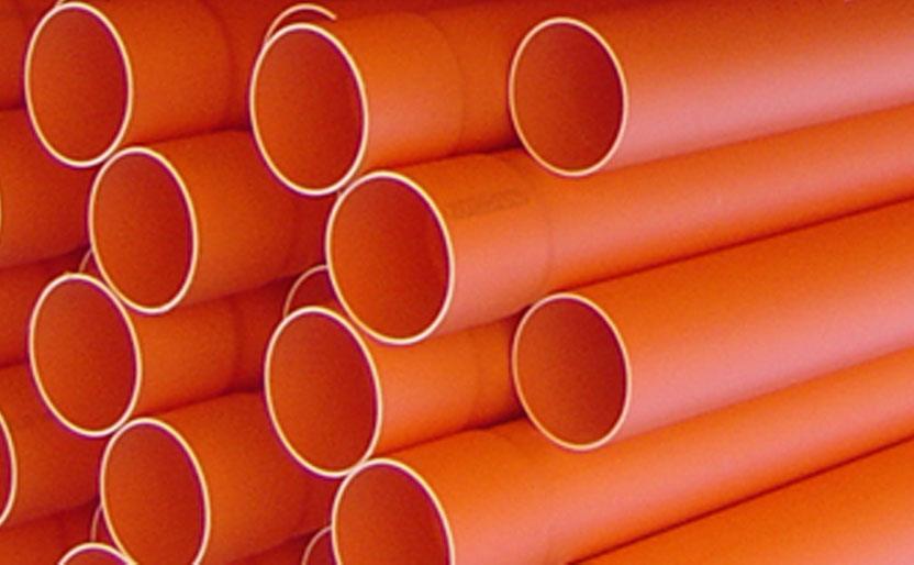 Conduit Orange Heavy Dutyrgd Corporation