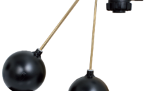Two Level Float Valve – Poly And Bronze