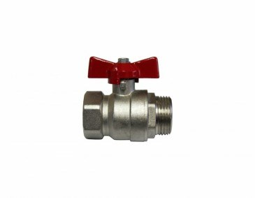 Brass Ball Valves – Full Port – T Handle M+F
