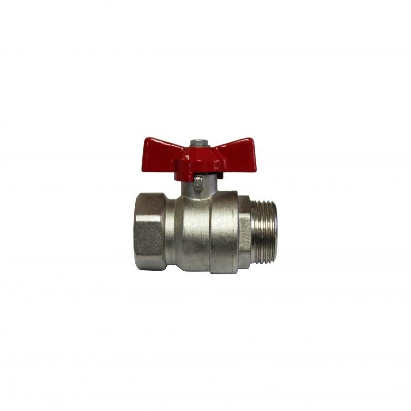 Brass Ball Valves Full Port T Handle M Frgd Corporation