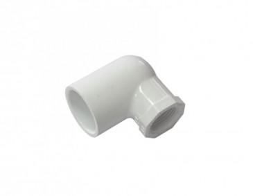 PVC Fitting – 90º Faucet Elbow (Cat No. 15)