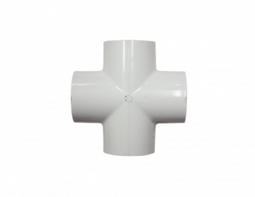 PVC Fitting – Cross (Cat No. 25)