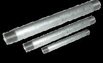 Galvanised Pipe Risers – 20mm
