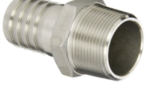 Stainless Steel Lump End