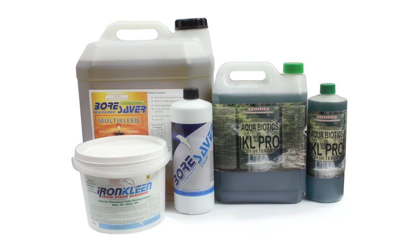 Water And Bore Treatment