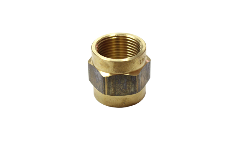 Brass Screwed Fittings
